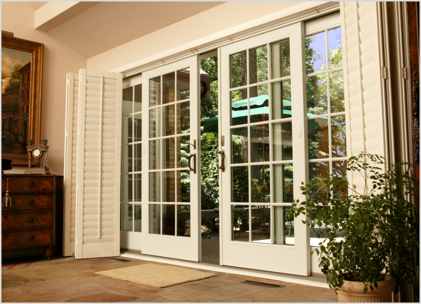 massachusetts cape cod sliding patio door