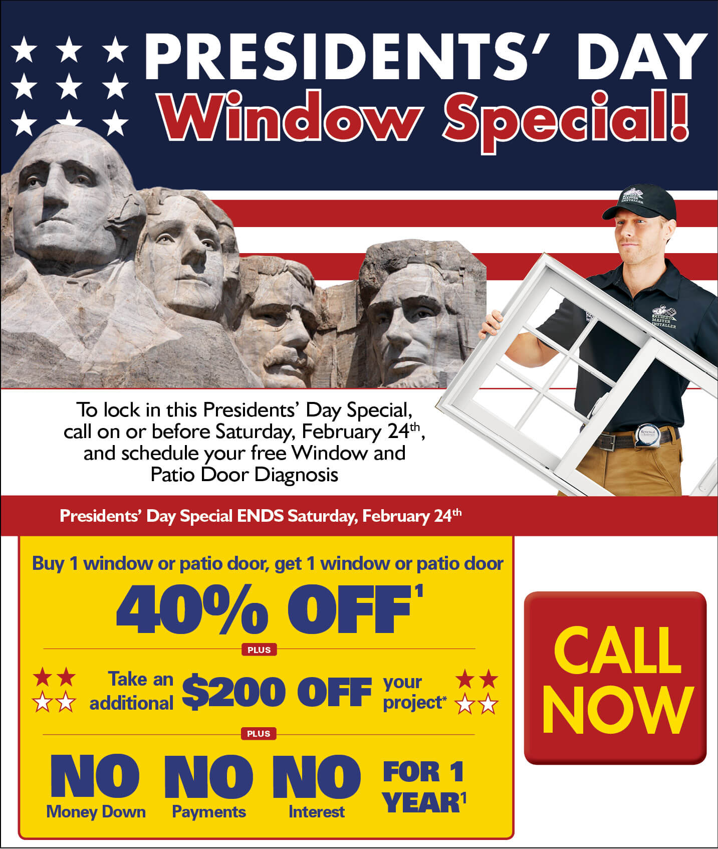 andersen window replacement sale 2018